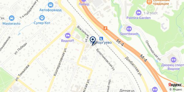 ГорЗдрав на карте Видном