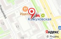 Схема проезда до компании Скб По Кванта в Москве