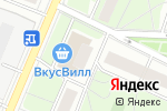 Схема проезда до компании Роннон в Москве