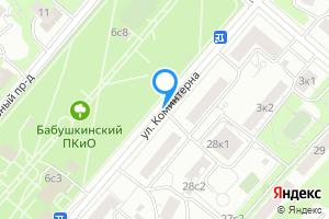 Комната в Москве м. Бабушкинская, улица Коминтерна