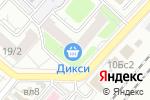 Схема проезда до компании Vbare.me в Москве