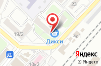 Схема проезда до компании Ирбис в Москве