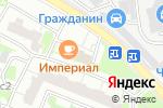 Схема проезда до компании Меренги в Москве