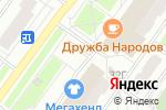 Схема проезда до компании Магазин кондитерских изделий в Москве