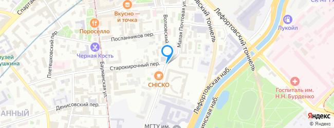 Лефортовская площадь