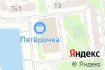 Схема проезда до компании Загорьевский в Москве