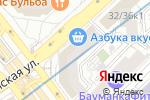 Схема проезда до компании Адвокатский кабинет Козлова Д.Ю. в Москве