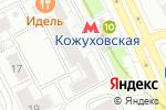 Схема проезда до компании Драйв Корпорэйшн в Москве