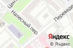 Схема проезда до компании А-Айсберг в Москве