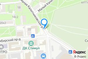 Сдается комната в четырехкомнатной квартире в Москве м. Волгоградский проспект, Малая Калитниковская улица