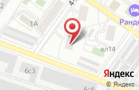 Схема проезда до компании Юника в Москве