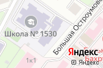 Схема проезда до компании Городская клиническая больница №5 им. братьев Бахрушиных в Москве