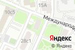 Схема проезда до компании Crocus Group в Москве
