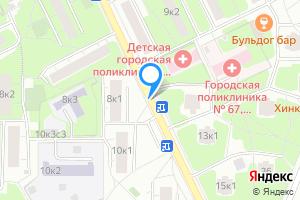 Сдается комната в двухкомнатной квартире в Москве ул Затонная