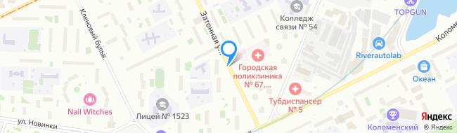 Затонная улица