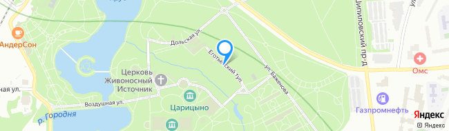Еготьевский тупик