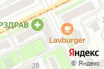 Схема проезда до компании Строительный в Москве