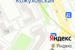 Схема проезда до компании Магазин цветов на Южнопортовой в Москве