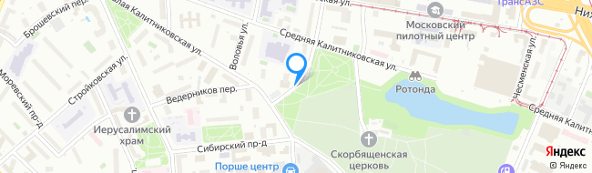 Малый Калитниковский проезд