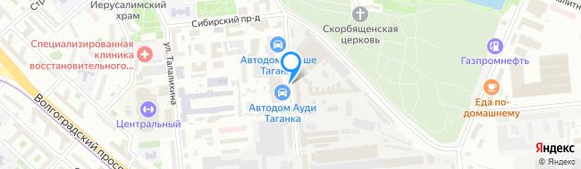 Михайловский проезд