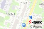 Схема проезда до компании Foto`s в Москве