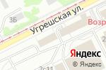 Схема проезда до компании Интернет-Профит в Москве