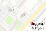 Схема проезда до компании Межрайонный отдел вневедомственной охраны по Северо-Восточному административному округу в Москве