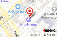 Схема проезда до компании Спецстройстандарт в Москве