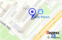 Схема проезда до компании ТОРГОВАЯ ОРГАНИЗАЦИЯ МЕБЕЛЬКОМ в Москве