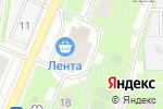 Схема проезда до компании Гранат в Москве