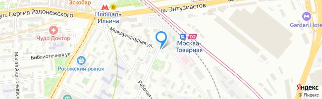 Международная улица