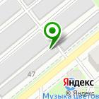 Местоположение компании Гаражно-потребительский кооператив №8