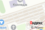 Схема проезда до компании Кондитерская лавка в Донецке