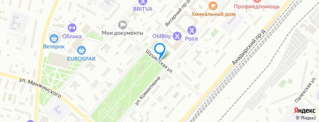 Шушенская улица
