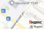 Схема проезда до компании У Джека в Москве