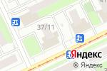 Схема проезда до компании Нагатино в Москве