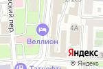 Схема проезда до компании Together в Москве