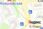 Схема проезда до компании Баракат №1 в Москве