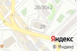 Схема проезда до компании Центр технологии продления жизни в Москве