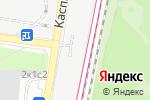 Схема проезда до компании Mister Razbor в Москве
