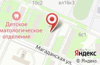 Схема проезда до компании Смарт Принт Сервис в Москве