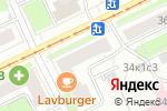 Схема проезда до компании Магазин цветов и садовых товаров в Москве