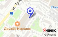 Схема проезда до компании ТФ ЮЖНЫЙ ПОРТ в Москве