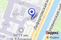 Схема проезда до компании ПТФ МТЦ МЕДЗДРАВ в Москве