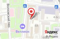 Схема проезда до компании Биг-Мастер в Москве