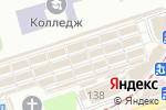 Схема проезда до компании Полісся в Донецке