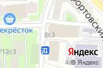 Схема проезда до компании Гельветика-Трейдинг в Москве