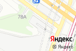 Схема проезда до компании АЗС ТНК в Москве