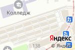 Схема проезда до компании Хлебушек в Донецке