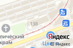 Схема проезда до компании Теплосфера в Донецке